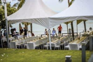 Hochzeit Page_เต้นท์ และจัดโต๊ะ เก้าอี้